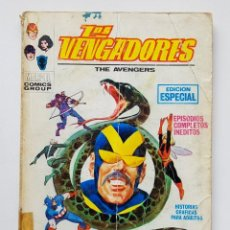 Fumetti: VERTICE VOL.1 LOS VENGADORES Nº 14 - EL SIGLO DE LA SERPIENTE - COMIC TACO VERTICE - 126 PAGINAS. Lote 199038230