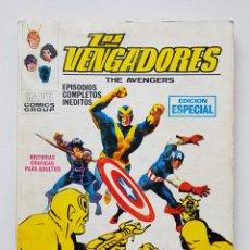 Comics : VERTICE VOL.1 LOS VENGADORES Nº 16 - LOS ULTROIDES ATACAN - COMIC TACO VERTICE - 128 PAGINAS. Lote 199038530