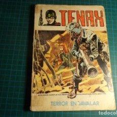 Cómics: TENAX. Nº 3. COMPLETO PERO CASTIGADO. (T-1). Lote 199051383