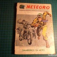 Cómics: METEORO. Nº 7. COMPLETO PERO CASTIGADO. (T-1). Lote 199051920