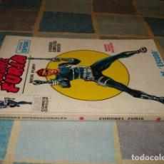 Comics : CORONEL FURIA 1, 1969, VERTICE, BUEN ESTADO. COLECIÓN A.T.. Lote 199062106