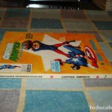 Comics : CAPITÁN AMÉRICA 14, 1969, VERTICE, BUEN ESTADO. Lote 199064381