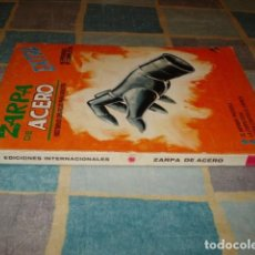 Comics : ZARPA DE ACERO 1, 1966, VERTICE. Lote 199089355