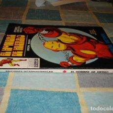 Comics : EL HOMBRE DE HIERRO 24, 1972, VERTICE, BUEN ESTADO. Lote 199091072