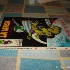 Cómics: LA MASA 17, 1971, VERTICE, BUEN ESTADO. Lote 199091790
