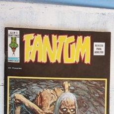 Cómics: FANTOM V 2 Nº 5 - NUEVO IMPECABLE EDICIONES VÉRTICE 1974 - 62 PGS.. Lote 199094870