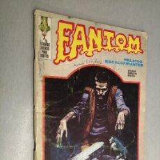 Cómics: FANTOM VOL. 1 Nº 22 / VÉRTICE 1972. Lote 199109757