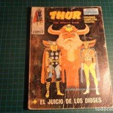 Cómics: THOR. Nº 16. COMPLETO PERO CASTIGADO. FALTA LA HOJA DE PRESENTACION. (T-3). Lote 199124416
