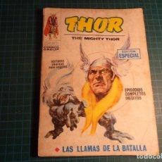 Cómics: THOR. Nº 5. COMPLETO PERO CASTIGADO. FALTA LA HOJA DE PRESENTACION. (T-3). Lote 199124433