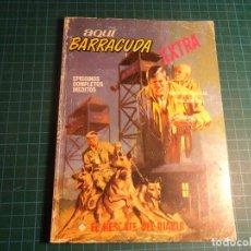 Cómics: AQUI BARRACUDA. Nº 5. COMPLETO PERO CASTIGADO. FALTA LA HOJA DE PRESENTACION. (T-3). Lote 199125486
