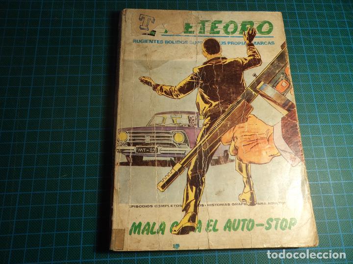 METEORO. Nº 10. COMPLETO PERO CASTIGADO. (T-3) (Tebeos y Comics - Vértice - V.1)