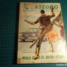 Cómics: METEORO. Nº 10. COMPLETO PERO CASTIGADO. (T-3). Lote 199199973