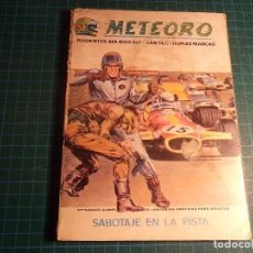 Cómics: METEORO. Nº 4. COMPLETO PERO CASTIGADO. (T-3). Lote 199200101