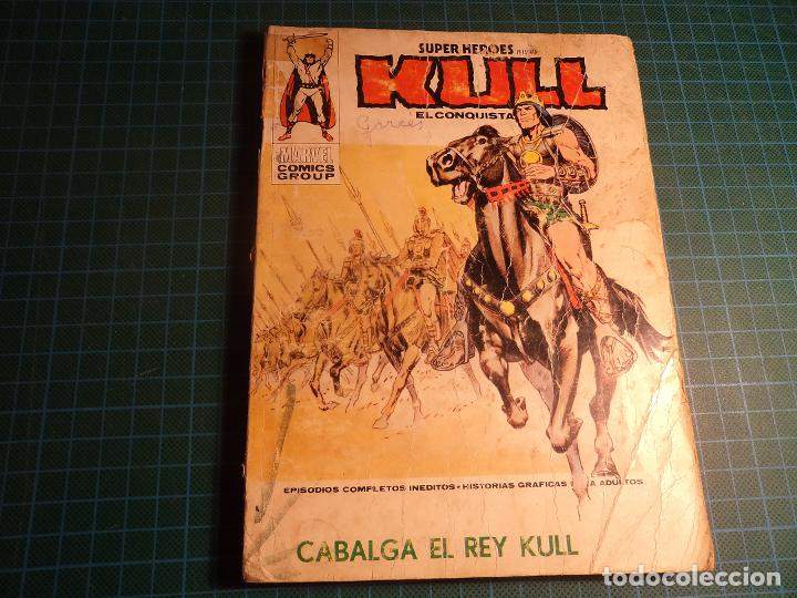 SUPER HEROES. Nº 3. COMPLETO PERO CASTIGADO. (T-1) (Tebeos y Comics - Vértice - V.1)
