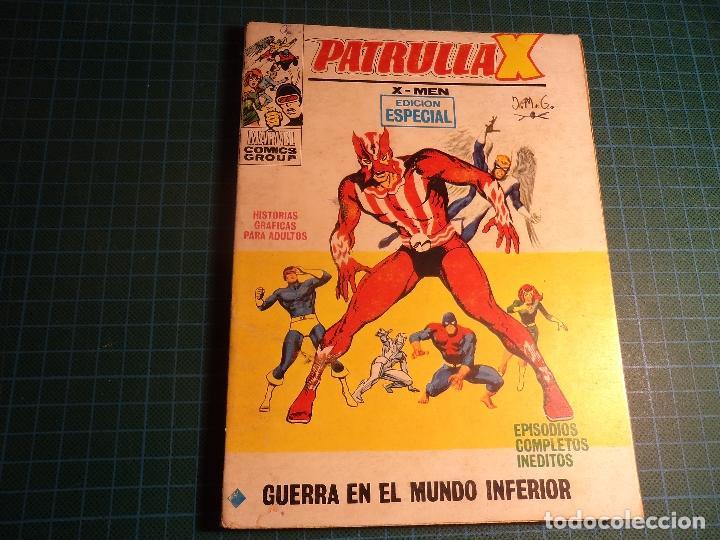 PATRULLA X. Nº 29. COMPLETO PERO CASTIGADO. (T-3) (Tebeos y Comics - Vértice - V.1)