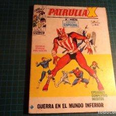Cómics: PATRULLA X. Nº 29. COMPLETO PERO CASTIGADO. (T-3). Lote 199201051