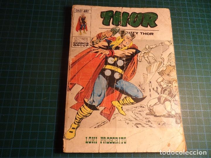 THOR. Nº 42. COMPLETO PERO CASTIGADO. (T-3) (Tebeos y Comics - Vértice - V.1)