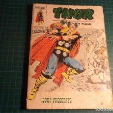 Cómics: THOR. Nº 42. COMPLETO PERO CASTIGADO. (T-3). Lote 199201272
