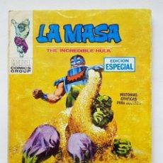 Cómics: VERTICE VOL.1 LA MASA - Nº 6 - ARENAS MOVEDIZAS - COMIC TACO VERTICE - EDICION ESPECIAL - 126 PAGINA. Lote 199220671