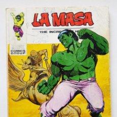 Comics : VERTICE VOL.1 LA MASA - Nº 27 - HOLOCAUSTO DENTRO DE UN ATOMO - EDICION ESPECIAL - 128 PAGINAS. Lote 199224082