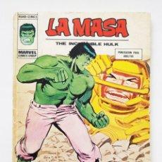 Comics : VERTICE VOL.1 LA MASA - Nº 35 - LA VUELTA DEL HOMBRE DE COBALTO - 128 PAGINAS - TACO MARVEL. Lote 199226132