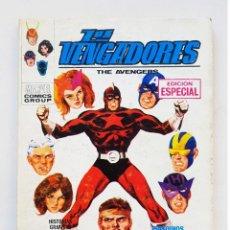 Comics : VERTICE VOL.1 LOS VENGADORES Nº 19 - EL GUARDIAN ROJO - COMIC TACO - EDICION ESPECIAL 116 PAGINAS . Lote 199238058