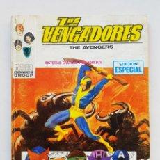 Comics : VERTICE VOL.1 LOS VENGADORES Nº 20 - LA AGONIA - COMIC TACO - EDICION ESPECIAL 116 PAGINAS . Lote 199238315