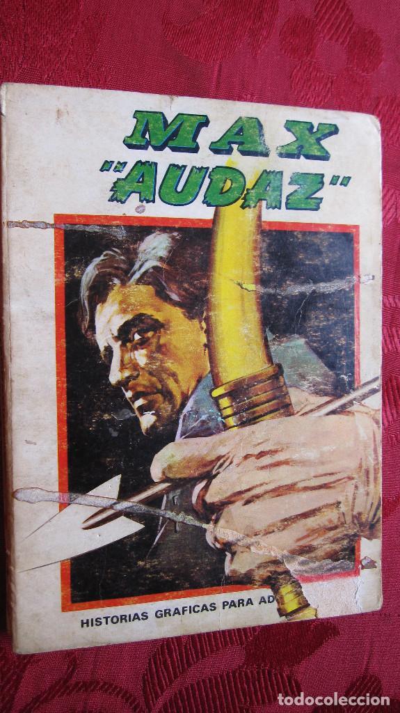VERTICE VOLUMEN 1 MAX AUDAZ ESPECIAL Nº1. COMPLETO Y EN BUEN ESTADO (Tebeos y Comics - Vértice - V.1)