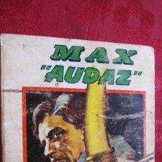 Cómics: VERTICE VOLUMEN 1 MAX AUDAZ ESPECIAL Nº1. COMPLETO Y EN BUEN ESTADO. Lote 199274616