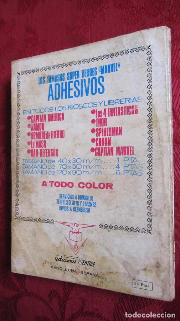Cómics: VERTICE VOLUMEN 1 MAX AUDAZ ESPECIAL Nº1. COMPLETO Y EN BUEN ESTADO - Foto 2 - 199274616