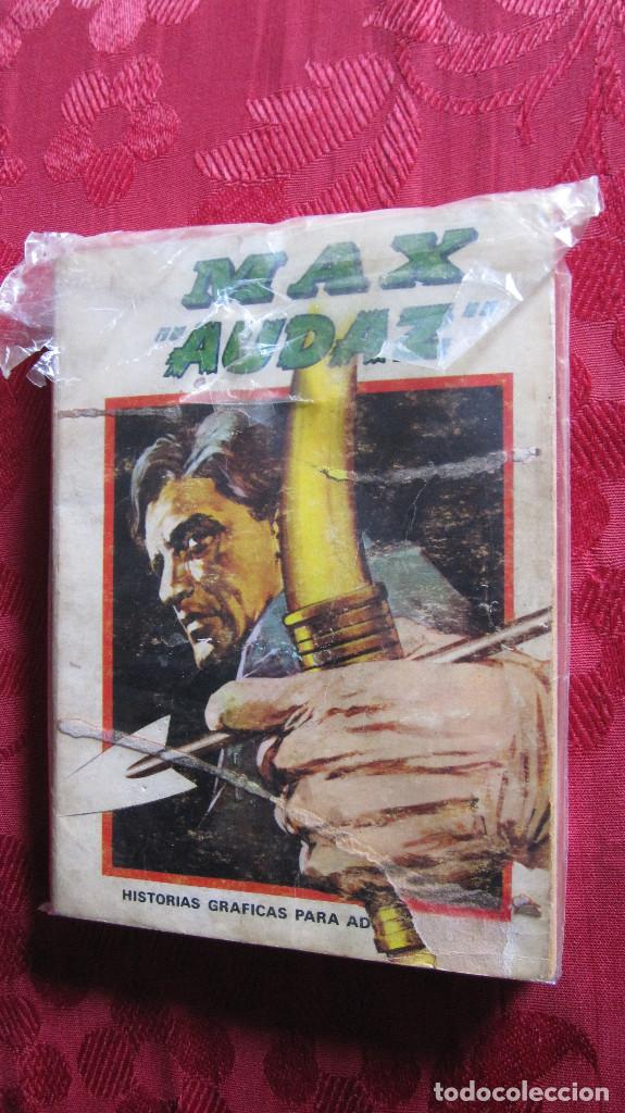 Cómics: VERTICE VOLUMEN 1 MAX AUDAZ ESPECIAL Nº1. COMPLETO Y EN BUEN ESTADO - Foto 8 - 199274616