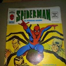 Cómics: SPIDERMAN Nº2 VOLUMEN 2 VERTICE NUMERO DIFICIL 1974 BUEN ESTADO. Lote 232880080