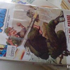 Cómics: (VERTICE -V.1) SARGENTO FURIA - Nº. 22 - EXCELENTE!!!!!!. Lote 199320405