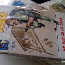 Cómics: (VERTICE -V.1) SARGENTO FURIA Nº: 19 - EXCELENTE!!. Lote 199320720