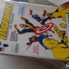 Cómics: (VERTICE -V.1) LOS VENGADORES - Nº: 16 - EXCELENTE!!. Lote 199321345
