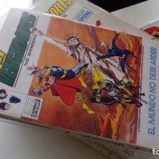 Cómics: (VERTICE -V.1) LOS VENGADORES - Nº: 39 - EXCELENTE !!!. Lote 199321610