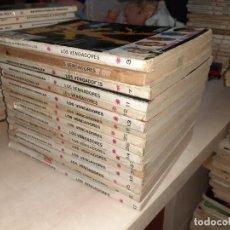 Comics : LOTE DE 16 COMICS LOS VENGADORES VÉRTICE VOL.1.TACO.CON DEFECTOS.. Lote 199321997