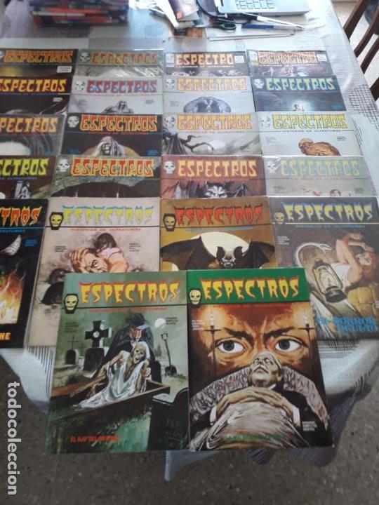 ESPECTRO EDICIONES VERTICE AÑO 1972 37 COMICS BUEN ESTADO (Tebeos y Comics - Vértice - Terror)