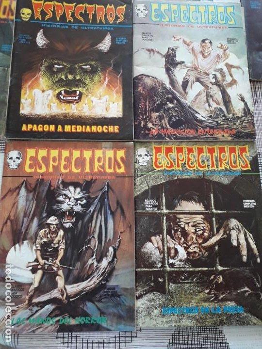 Cómics: ESPECTRO EDICIONES VERTICE AÑO 1972 37 COMICS BUEN ESTADO - Foto 4 - 199326521