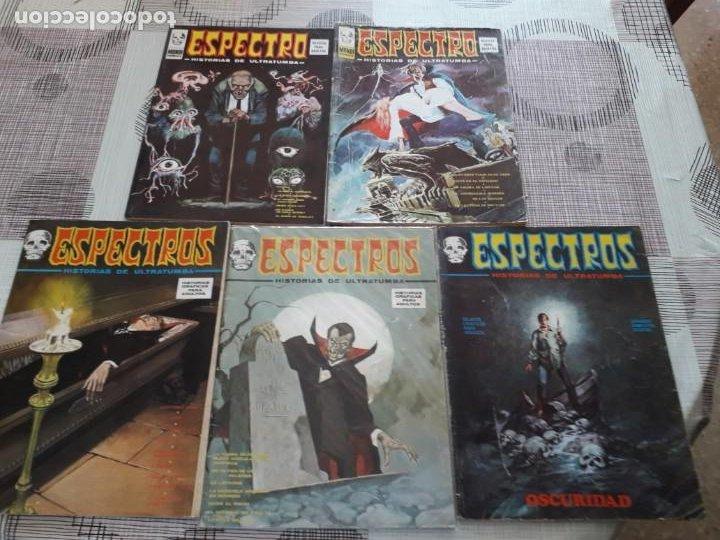 Cómics: ESPECTRO EDICIONES VERTICE AÑO 1972 37 COMICS BUEN ESTADO - Foto 7 - 199326521