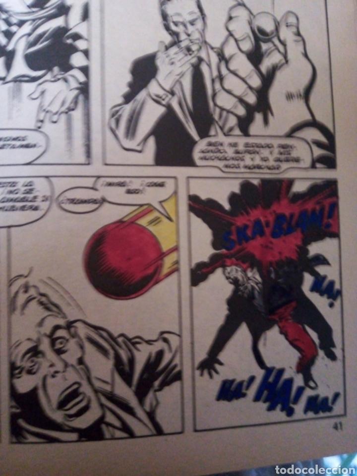 Cómics: El hombre de hierro y Dan defensor. Vol 2 núm 35. Héroes Marvel. Vértice - Foto 5 - 199357146