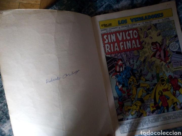 Cómics: Los vengadores, anual 80. Vértice - Foto 3 - 199357843