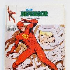 Comics : VERTICE VOL.1 DAN DEFENSOR - Nº 41 - EL INDESTRUCTIBLE - EDICION ESPECIAL - 128 PAGINAS TACO MARVEL. Lote 199408838
