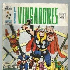 Cómics: LOS VENGADORES VOLUMEN 2 NÚMERO 17, 19785, VERTICE, BUEN ESTADO. COLECCIÓN A.T.. Lote 199411288