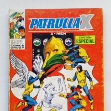 Cómics: VERTICE VOL.1 PATRULLA X - Nº 9 - UNUS EL INTOCABLE - EDICION ESPECIAL - TACO MARVEL 102 PAGINAS FIN. Lote 236230530