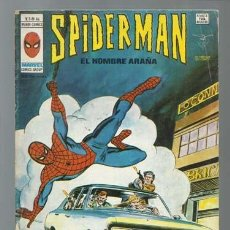 Cómics: SPIDERMAN VOLUMEN 3 NÚMERO 44, 1976, VERTICE. COLECCIÓN A.T.. Lote 199413623