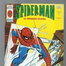 Cómics: SPIDERMAN VOLUMEN 3 NÚMERO 43, 1978, VERTICE, MUY BUEN ESTADO. COLECCIÓN A.T.. Lote 199413882