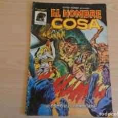 Cómics: SUPER HÉROES. EL HOMBRE COSA Nº 4. VERTICE. Lote 199414800