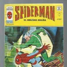 Cómics: SPIDERMAN VOLUMEN 3 NÚMERO 34, 1977, VERTICE, BUEN ESTADO. COLECCIÓN A.T.. Lote 199414808