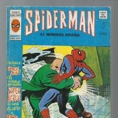 Cómics: SPIDERMAN VOLUMEN 3 NÚMERO 33, 1974, VERTICE. COLECCIÓN A.T.. Lote 199415025